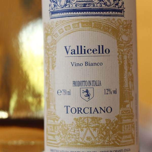Vallicello White Wine