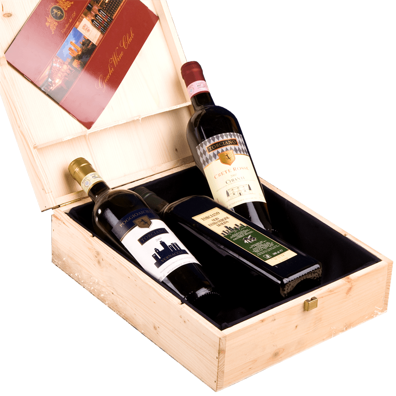 Oil & Wine Gift Case