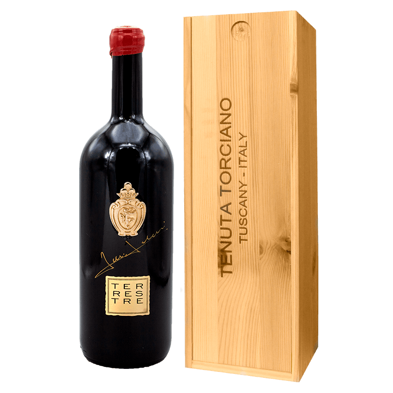 2015 Terrestre Gold - Red Tuscan Blend - Large format 1500ml
