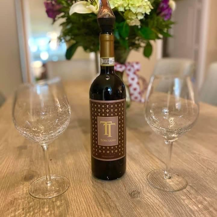 2019 Morellino di Scansano Monogram TT Red Wine