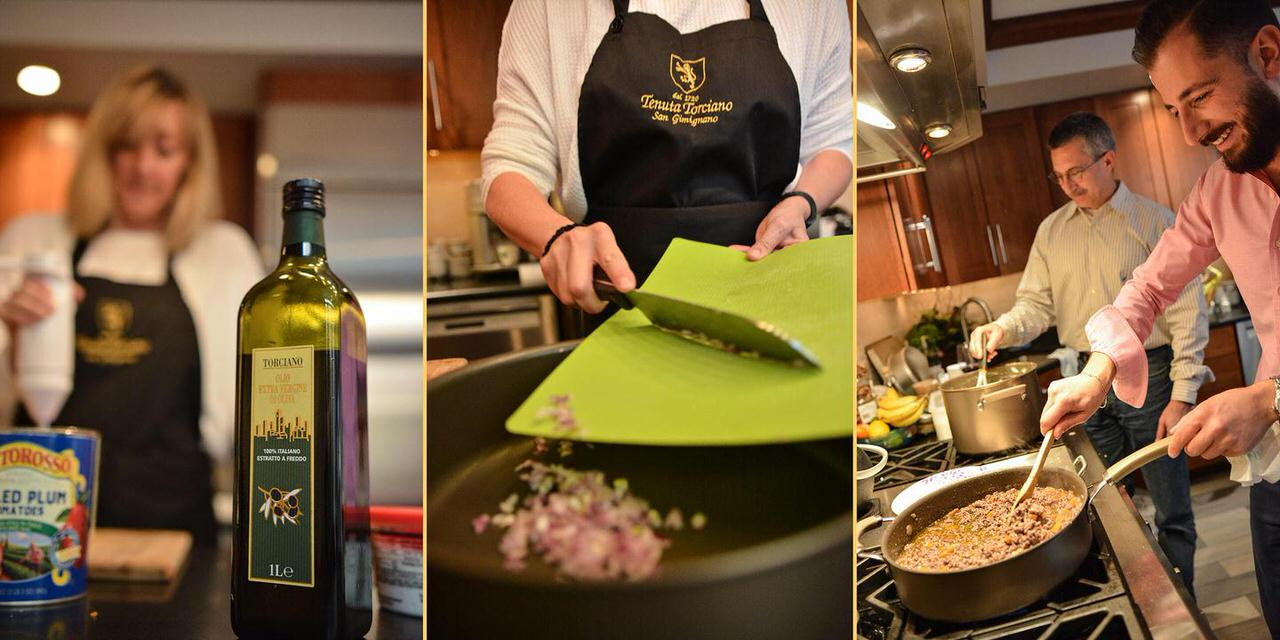 Hand-Made Fresh Pasta Cooking Class