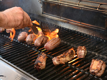 Barbeque Dinner and Tasting