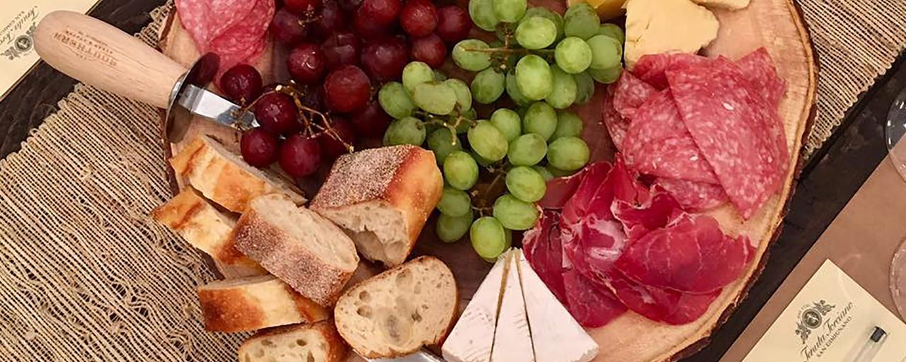 Tuscan appetizer