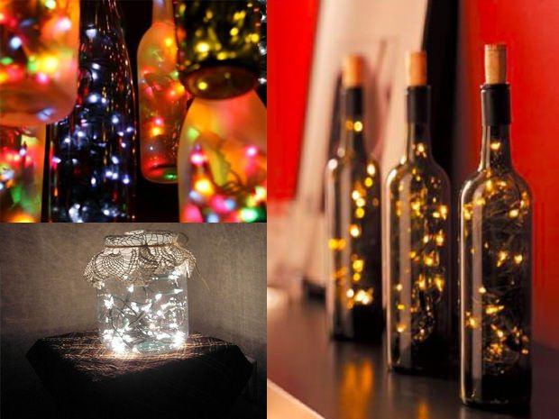 diy bottles wine