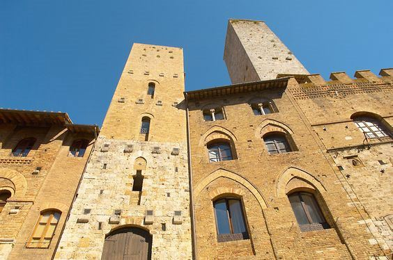 chigi tower san gimignano