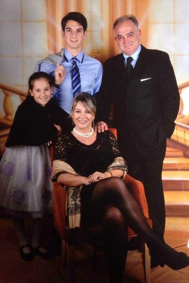 Giachi Family on Tower