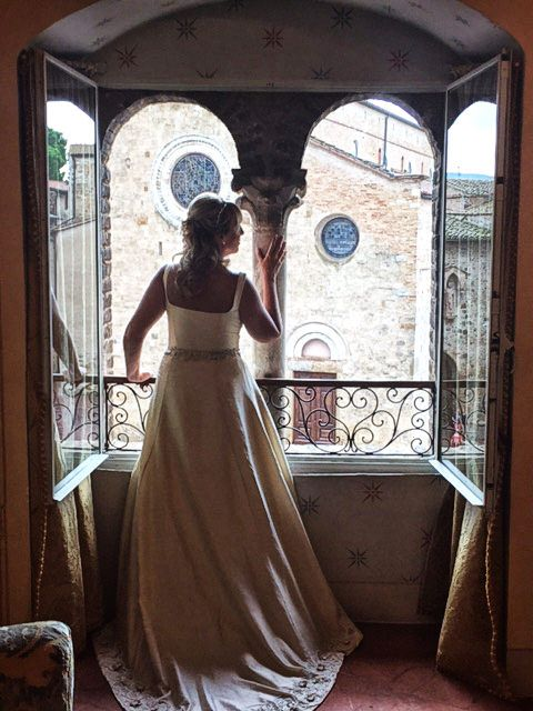 Wedding in Vineyard and Winery