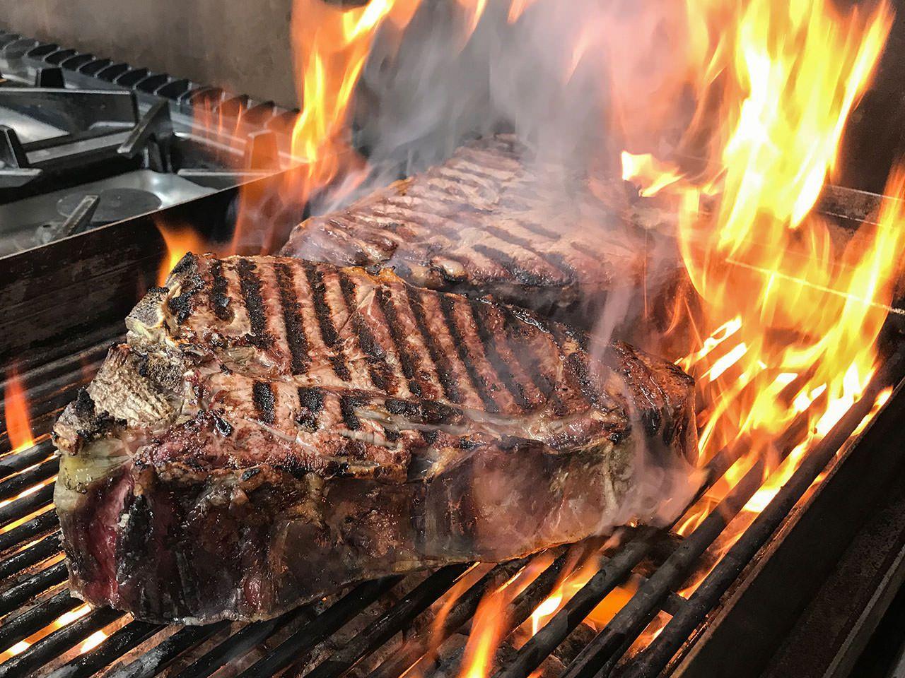 fiorentina-steak-dinner
