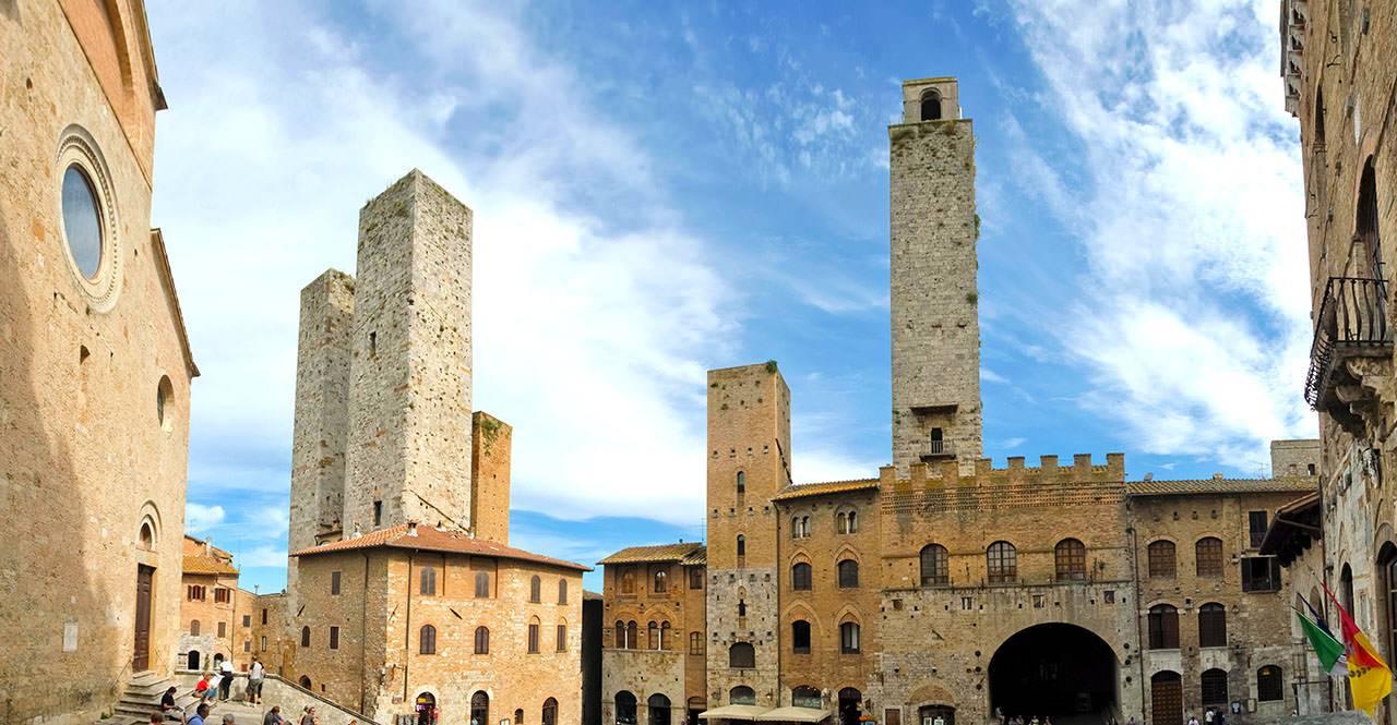 Torre Chigi San Gimignano