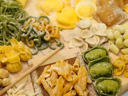 Pasta Cooking Class