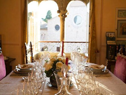Romantic Dinner in Tower
