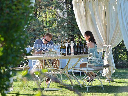 Outdoor Wine & Food