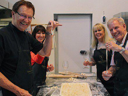 Pasta Cooking Class